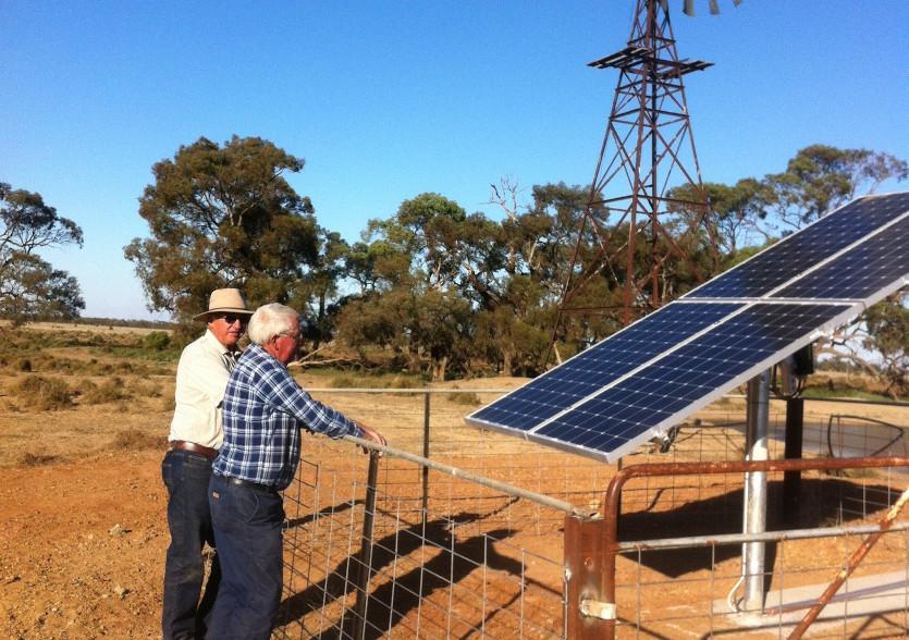 3 Datos a tener en cuenta para bombeo solar