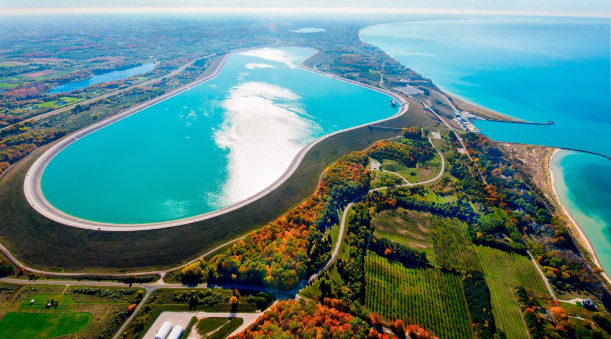 Energía Hidroeléctrica reversible o Hidro-Solar ¿Que es?