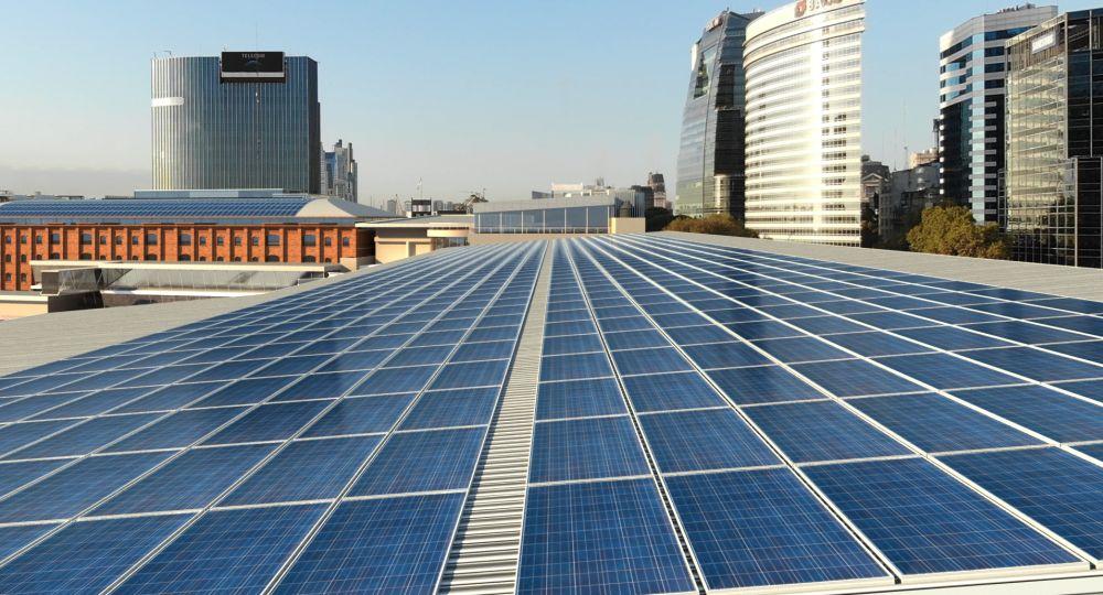 Buquebus también apuesta a la energía solar