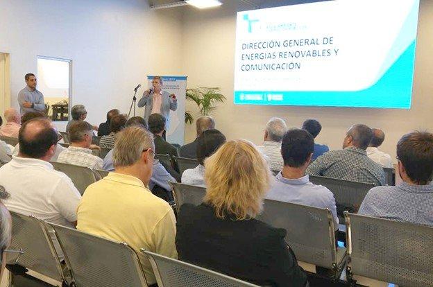 Córdoba busca mas difusión del uso de renovables entre las pymes