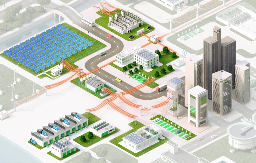 Microredes y Energía Solar: ¿Que son y dónde utilizarlas?