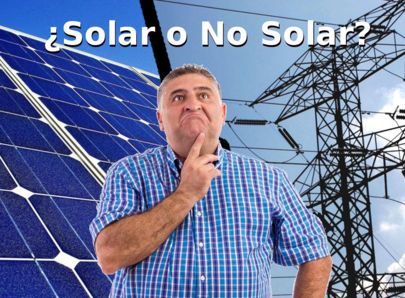 Mitos de la energía Solar: caro , Caro , Carísimo!!